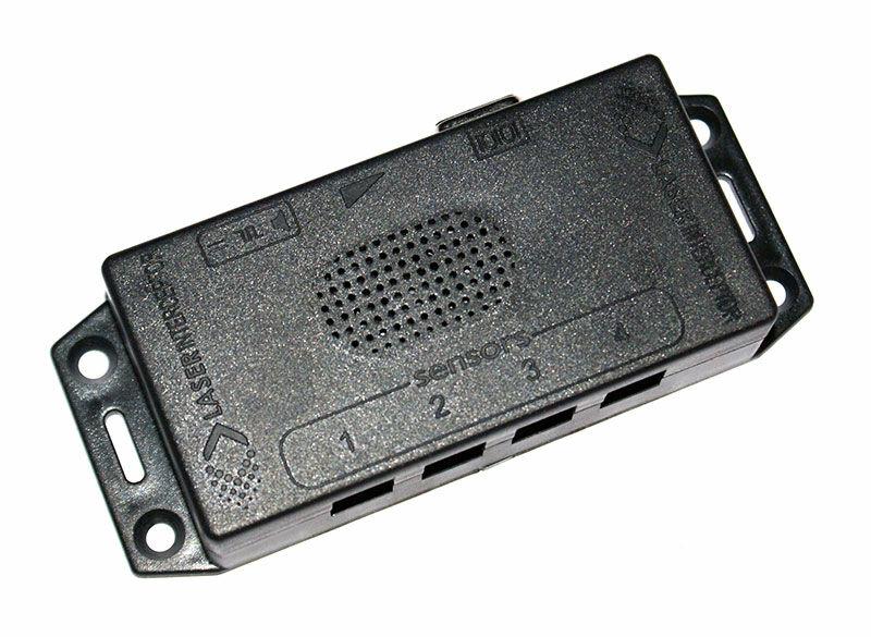 Laser Interceptor CPU központi egység