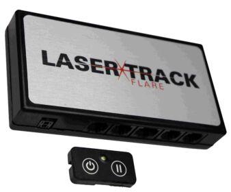 LaserTrack Flare központi egység rendszámkeretes rejtett lézerblokkolóhoz