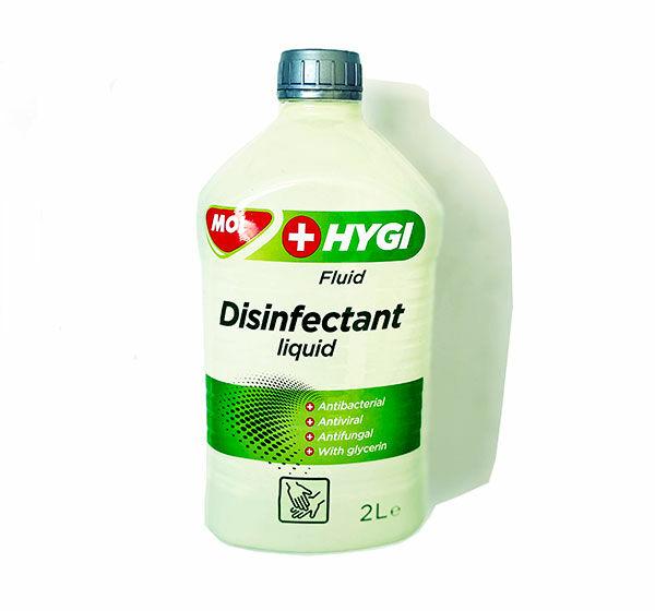 Mol fertőtlenítő Hygi Fluid