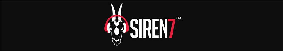 Siren7 vadriasztó rendszer logo