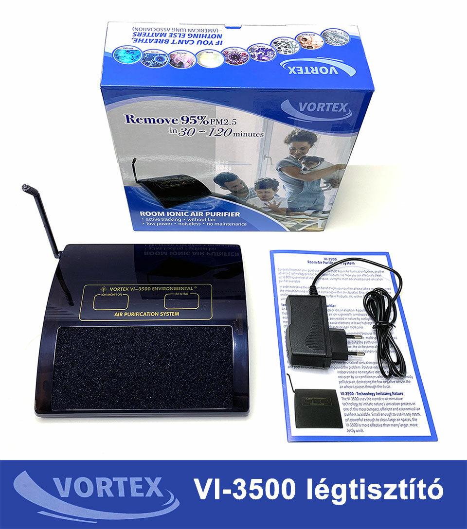 Wein Vortex VI-3500 légtisztító berendezés