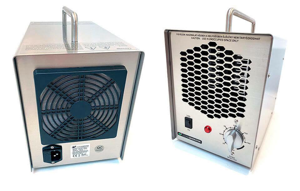Ózongenerátor 14g/h teljesítménnyel